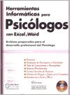 img - for Herramientas Informaticas Para Psicologos (Spanish Edition) book / textbook / text book