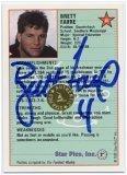 - 1991 Star Pics Football Cards Factory Sealed Set (112 cards) - Brett Favre Rookie, Emmitt Smith, Barry Sanders, plus randomly inserted autographs !!