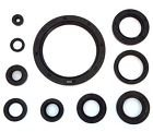 - Engine Oil Seal Kit - Compatible with Honda CX500 CX500C CX500D GL500 GL500I Silver Wing - 10 Seals