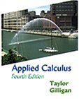 Applied Calculus, Claudia D. Taylor and Lawrence G. Gilligan, 0534339719