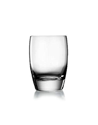 Glass Fashioned Luigi Old Bormioli - Luigi Bormioli Set of 4 Michelangelo Masterpiece 12-Oz. Double Old Fashioned Glasses