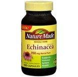 Nature Made Echinacea 350 mg, 100 Capsules (Pack of 3) ()