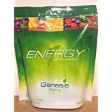 Genesis Pure Powdered Energy Drink Stick Bag Variety Mix
