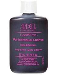 Ardell Lashtite Adhesive, Dark, 0.75 fl.oz. Bottle (2-Pack)