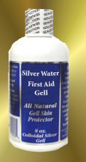 Silver Water First Aid Gell