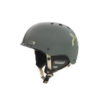 (Smith Holt Junior Helmet Matte Army Hope)