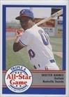 1989 ProCards Triple A All-Star Game - [Base] #AAA-15 - Skeeter Barnes