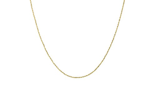 Sterling Silver 1 5mm Twisted Necklace product image