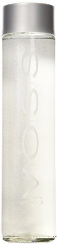 Voss Artesian Still Water From Norway 800 Ml /27oz Glass Bottle Voss Water