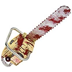Rubie's Costume Co Unisex Animated Chainsaw, As Shown, Adult