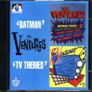 The Ventures Play The Batman Theme/TV Themes 2 On 1