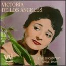 Victoria de Los Angeles- Live In Concert 1952-1960