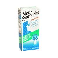 Neo-Synephrine Neo-Synephrine Nasal Spray Mild Formula, 0.5 oz (Pack of 2) by Neo-Synephrine