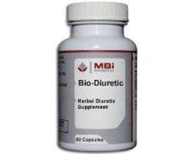 MBi Nutraceuticals BIO-DIURETIC (90 cp)