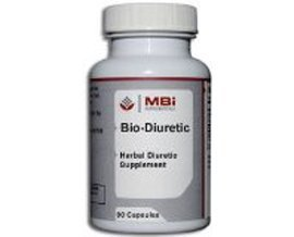 MBi Nutraceuticals BIO DIURETIC (90 cp)