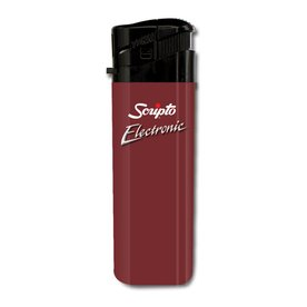 Scripto Electronic Lighter Assorted Colors (Pack of 3)