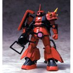 Zaku Ii Jhonny Ridden's Customized Ms-06r-2
