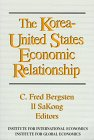The Korea-United States Economic Relationship, C. Fred Bergsten, 0881322407