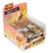 A&E Cage 644119 Vitapol Smakers Cockatiel Treat Sticks - Nut - Pack of 12