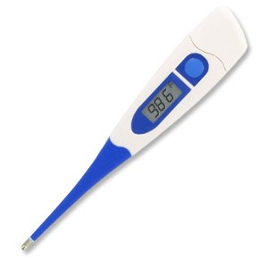 SpeedRead Flexible Digital Thermometer - Fast Accurate Results