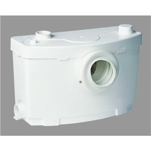 Saniflo 002 SANIPLUS Macerating Pump, White