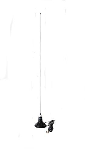 Hustler MX-220 Magmount Antenna, 1.25m, coax, PL259