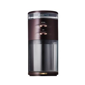 Device tile Electric coffee mill Brown deviceSTYLE Coffee grinder GA - 1X Special Edition GA - 1X - BR by Brounopasso (Image #1)