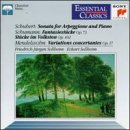 Schubert: Topics on Albuquerque Mall TV Sonata for Arpeggione and Variati Piano Mendelssohn: