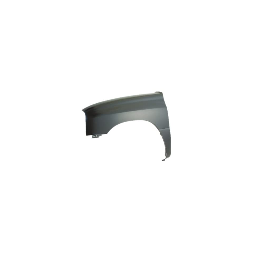 OE Replacement Chevrolet Tracker Front Passenger Side Fender Assembly (Partslink Number SZ1241110)