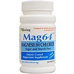 Cheap Rising Mag64 Magnesium Chloride with Calcium Tablets 60 ea