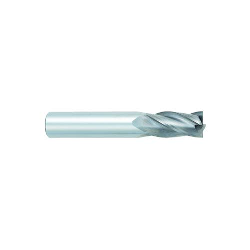 OSG USA 404-1406 9/64 Dia. x 2 Overall Length 4-Flute Square End Solid Carbide SE End Mill-Round Shank-Center Cutting-Uncoated by OSG USA (Image #1)