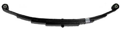 Southwest Wheel 4-Leaf Double Eye Trailer Leaf Spring (2400 lbs) ()