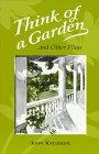 Think of a Garden, John Kneubuhl, 0824818148