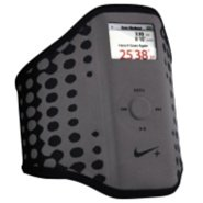 Nike + Sport Armband for iPod Nano - Grey/Black - AC1126-077