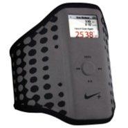 Nike + Sport Armband for iPod Nano - Grey/Black - -