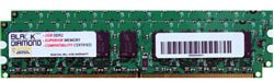 4GB 2X2GB Memory RAM for Dell Precision Workstation 390, 390n, T3400 240pin PC2-5300 667MHz DDR2 UDIMM Black Diamond Memory Module Upgrade