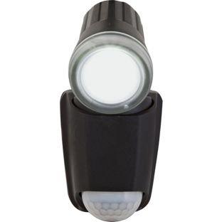 1 x led single spot wireless security light with pir motion sensor 1 x led single spot wireless security light with pir motion sensor battery powered aloadofball Choice Image