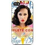Katy Perry iPhone 5 Case / iPhone 5s Case (Black Plastic)
