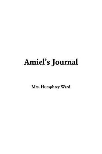 Download Amiel's Journal ebook