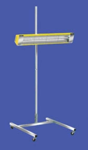 Infratech SRU-1615 120V Medium Wave System Portable Infrared Curing Lamp with One Head (INF-14-1000)