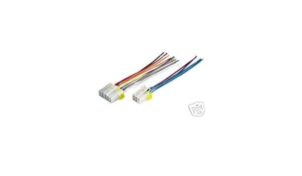 amazon com: stereo wire harness oem nissan 240sx 92 93 94 (car radio wiring  installation: automotive