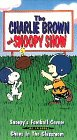 The Charlie Brown and Snoopy Show Vol. 6 [VHS]