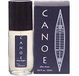 Canoe Eau De Toilette for Men by Dana 4 oz