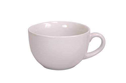 Home Basics Jumbo Ceramic Mug 22 Oz, White