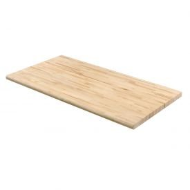 Workbench Top - Maple Butcher Block Safety Edge, 72'' W X 36'' D X 1-3/4'' Thick by John Boos (Image #1)