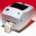 zebranet printserver ii - Zebra TLP 3844-Z Bar Code Printers
