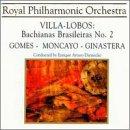 VILLA-LOBOS: Bachianas Brasileiras No. 2 by Intersound Records