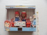 Barbie Raggedy Ann & Andy Tommy & Kelly Storybook Collectibles