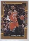 #3: LeBron James (Basketball Card) 2017-18 Panini Donruss - [Base] #27