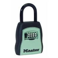 Master Lock 5400D Select Access Key Storage Box with Set-Your-Own Combination Lock, 13/32-Diameter Shackle, 1-Pack